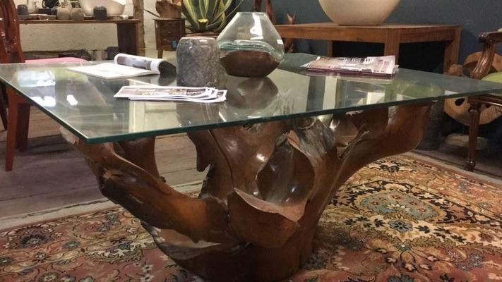 teak wurzel tisch beautiful khles ideen teak wurzel tisch. Black Bedroom Furniture Sets. Home Design Ideas
