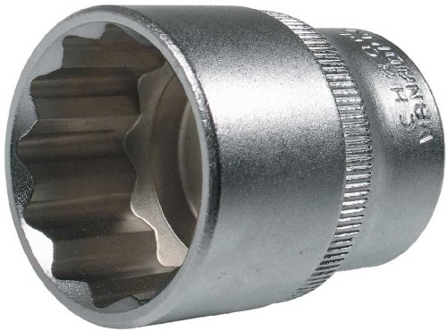 CV-Stahl 10 mm Quergriff Schraubendreher // //Au/ßensechskant T-Griff Steckschl/üssel Stecknuss Sechskant 6-kant Chrom-Vanadium-Stahl