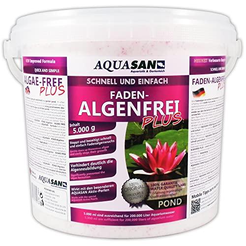 Brunnen teiche und andere gartenausstattung von aquasan for Gartenteich algenfrei