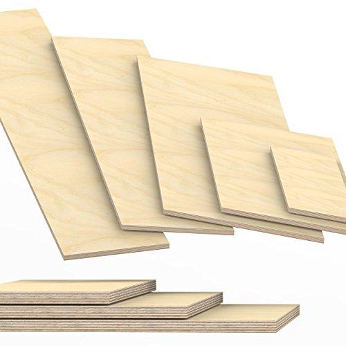 200x140 cm Siebdruckplatte 30mm Zuschnitt Multiplex Birke Holz Bodenplatte