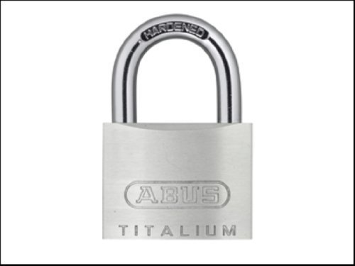 ABUS 80ti/40HB63 Titalium Padlock 40mm x 63mm Long Shackle von Abus