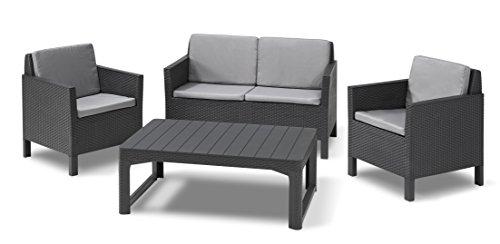 sofas couches von allibert g nstig online kaufen bei. Black Bedroom Furniture Sets. Home Design Ideas