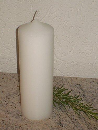 250//30 mm 24 St/ück Altarkerzen mit Dornbohrung in 100/% Ceresinwachs nach RAL Kerzen Qualit/ät Kirchenqualit/ät Original Kopschitz Kerzen Made in Germany