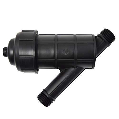 Filter VORFILTER Pumpenfilter 2L f/ür HAUSWASSERWERK HAUSWASSERAUTOMAT KREISELPUMPE JETPUMPE BRUNNENPUMPE PUMPE TAUCHPUMPE FEINFILTERUNG bei WASCHMASCHINEN SCHALTGER/ÄTEN KREISELPUMPEN