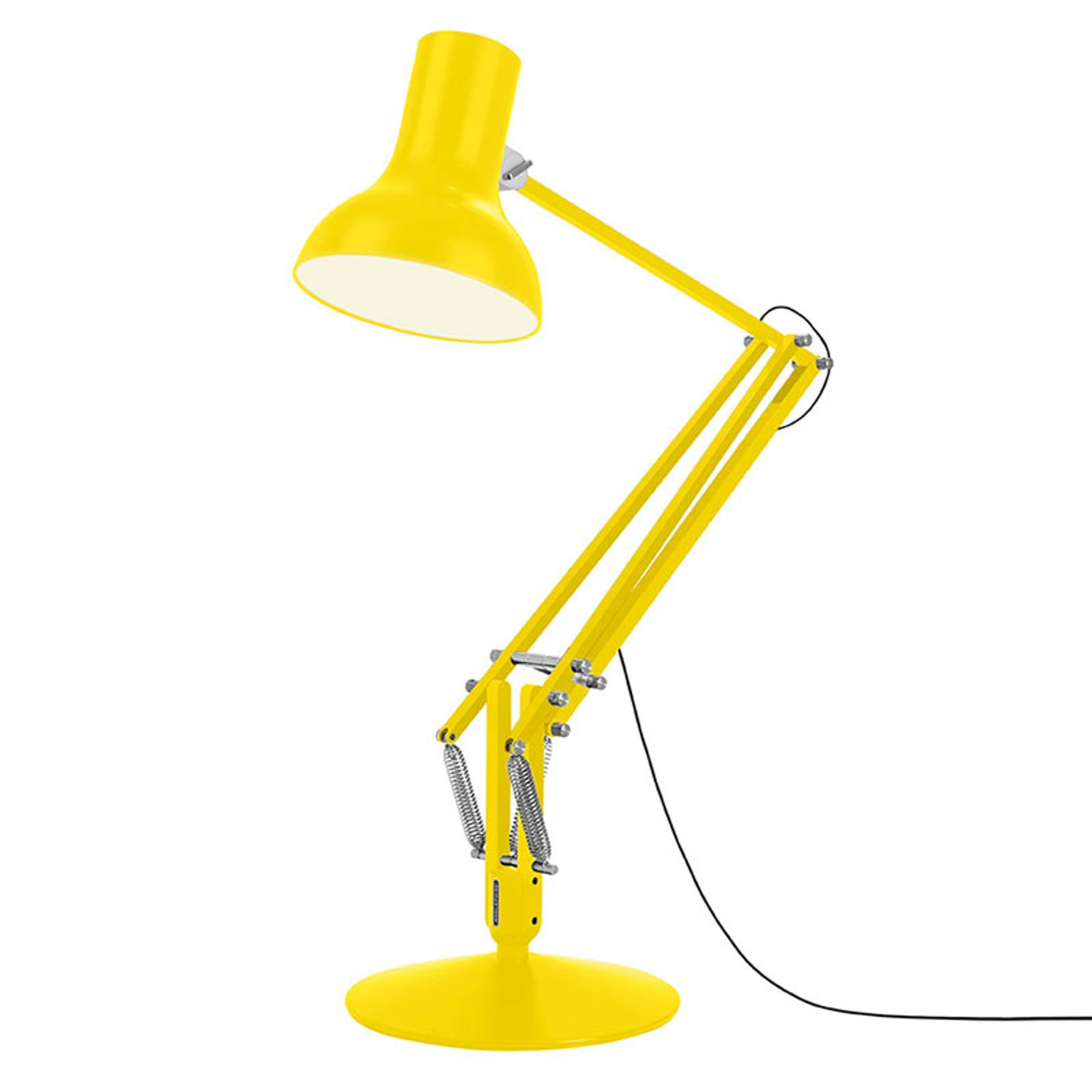 Anglepoise Type 75 Giant Stehleuchte gelb von Anglepoise