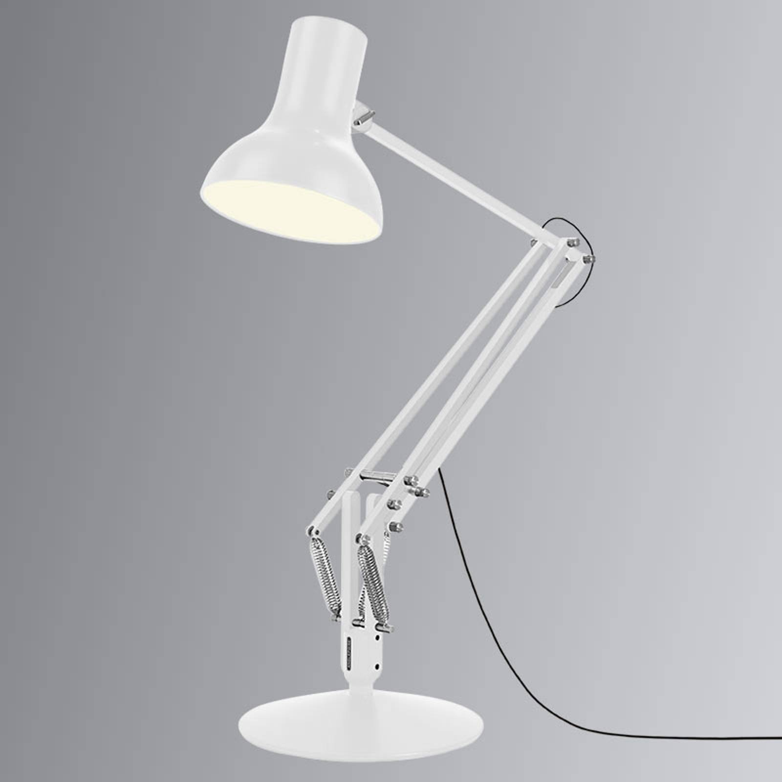 Anglepoise Type 75 Giant Stehleuchte weiß von Anglepoise