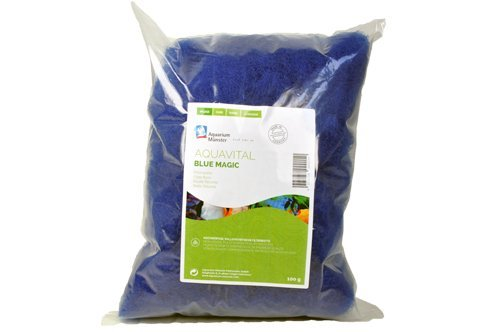 Aquarium Münster aquavital Blue Magic Filterwatte 250g von Aquarium Münster