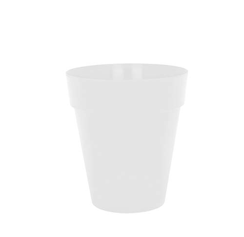 CAPRI HIGH POT 56CM WHITE von Artevasi