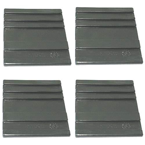 bis BJ 09//213 ATIKA ErsatzteilGleitplattenset für Holzspalter ASP 12 TS