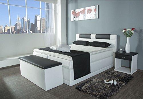 betten von aukona international g nstig online kaufen bei m bel garten. Black Bedroom Furniture Sets. Home Design Ideas