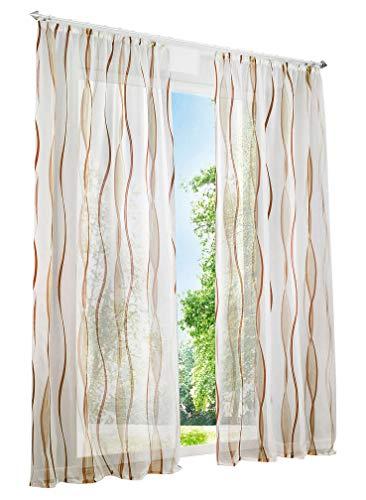 transparente gardinen vorh nge und weitere gardinen. Black Bedroom Furniture Sets. Home Design Ideas