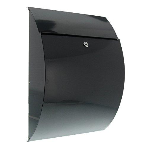 schwarz briefk sten paketboxen und weitere baumarktartikel g nstig online kaufen bei m bel. Black Bedroom Furniture Sets. Home Design Ideas