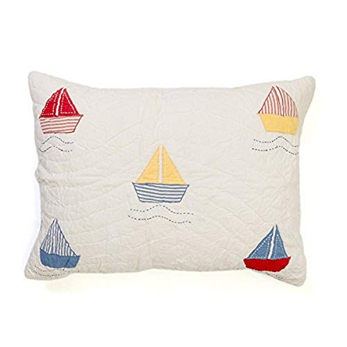 Be-You-tiful Home Sail Time Standard Sham von Be-You-tiful Home