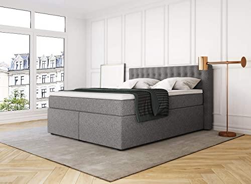 boxspringbetten und andere betten von betten jumbo online kaufen bei m bel garten. Black Bedroom Furniture Sets. Home Design Ideas