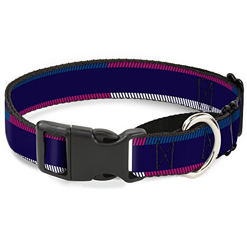 "Buckle-Down MGC-W30834-L Hundehalsband Martingale, 1"" Wide - Fits 11-17"" Neck - Medium, Mehrfarbig von Buckle-Down"