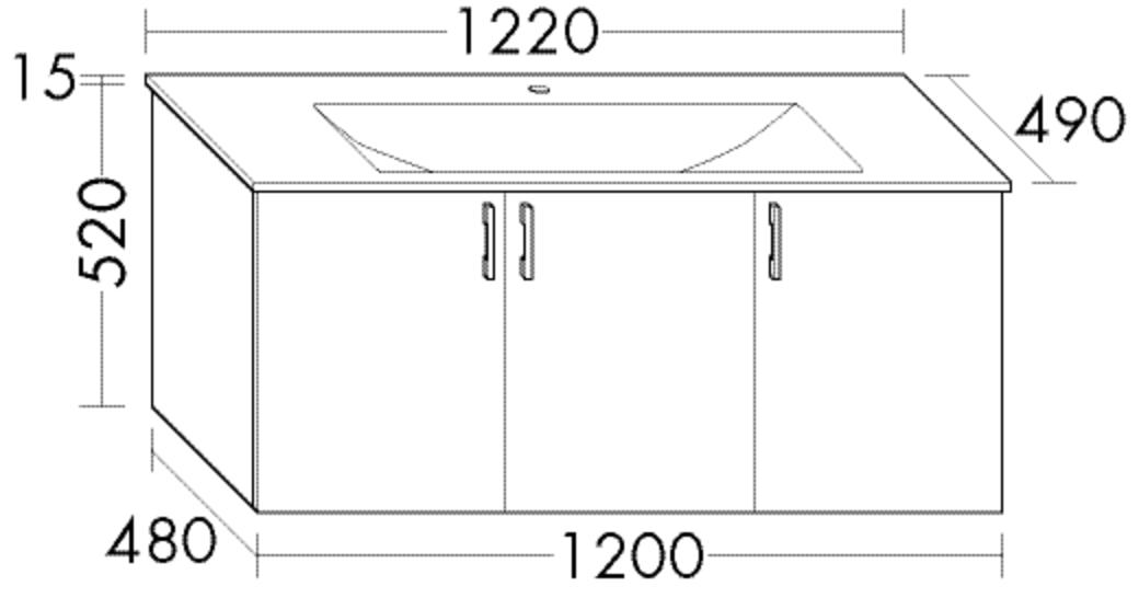 Waschtische und weitere Tische. Günstig online kaufen bei Möbel ...