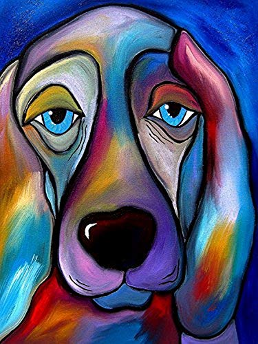 Buyartforless The Regal Beagle by Fido Studio 16x12 Art Print Poster Wall Decor Dog Art Colorful Love Lovers Beagles Snoopy Woof von Buyartforless