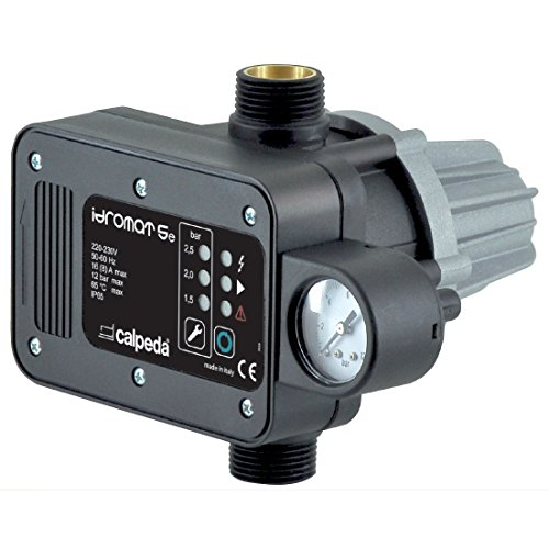 Regulator Pump IDROMAT 5-22 Switching ON Pressure 2,2bar 230V 50/60Hz CALPEDA von CALPEDA