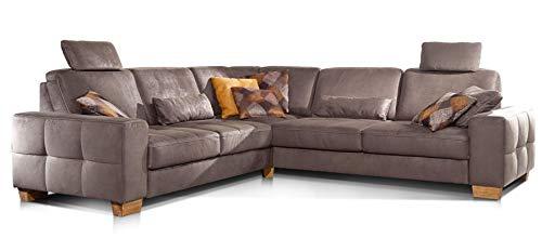 beige ecksofas und weitere sofas couches g nstig online kaufen bei m bel garten. Black Bedroom Furniture Sets. Home Design Ideas