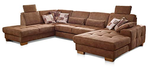 braun designersofas und weitere sofas couches g nstig online kaufen bei m bel garten. Black Bedroom Furniture Sets. Home Design Ideas