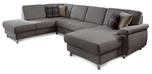 Recamieren und weitere sofas couches g nstig online for Sofa u form mit schlaffunktion