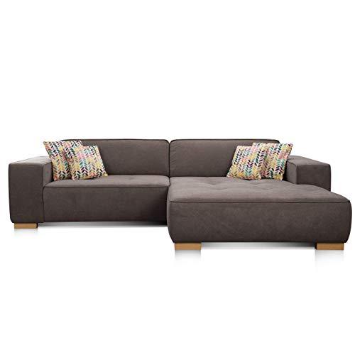 Ecksofas und weitere sofas couches bei amazon g nstig for Ecksofa amazon