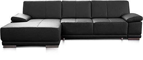 ledersofas mit schlaffunktion und andere schlafsofas von cavadore online kaufen bei m bel garten. Black Bedroom Furniture Sets. Home Design Ideas