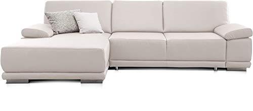 Ledersofas und andere sofas couches von cavadore online for Wohnlandschaft lederoptik
