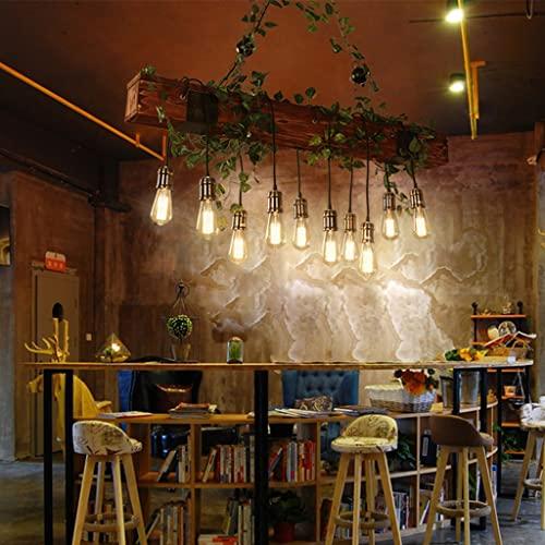 COCOL Mittelmeer Kids110V-220V E27 Holz Led-lampe Ruder Kinder Deckenleuchten Kindergarten Kinderzimmer Led-deckenleuchte Lampe 62 cm Color : Drei-Farben-Licht 8