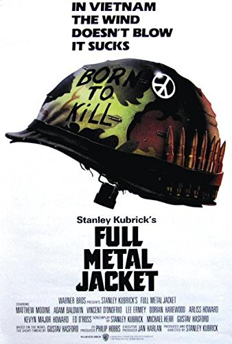 Close Up Full Metal Jacket Poster Helmet (68cm x 98cm) von Close Up