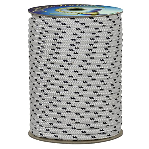 Colour Blue//Black Corderie Italiane 6015277-00/Sports Braid 10/m Blue//bi/ñero