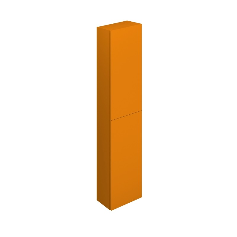 Cosmic Block Evo Schrank 35x20x155cm, Orange Matt, 719002808118118 719002808118118 von Cosmic