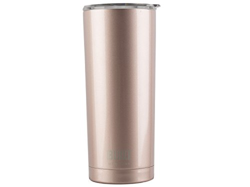 Creative Tops 5193243 BUILT DW SS Water Tumbler, edelstahl, 20 Fluid_Ounces, rose gold von CREATIVE TOPS