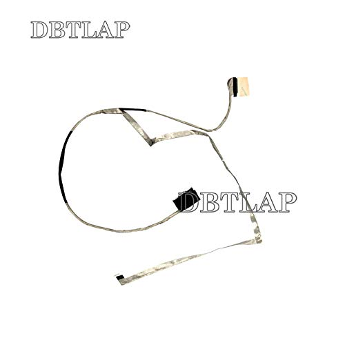 DBTLAP Neu für Dell Inspiron 7000 7557 7559 Series LCD Video Kabel 014XJ8 DD0AM9LC010 von DBTLAP