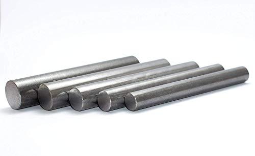 Rundstahl Edelstahl V2A 1.4305 X8CrNiS18-9 gezogen geschliffen h9 Durchmesser /Ø5x500