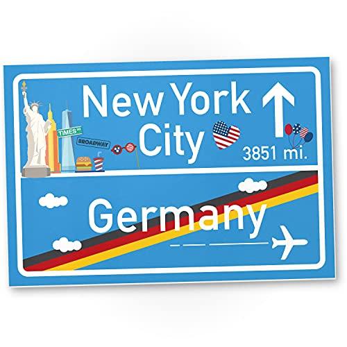 Wandtattoos und andere wohnaccessoires von dankedir for New york zimmer deko