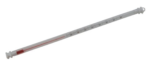 De Buyer Thermometer, Glas, weiß 26 x 7.6 x 7.4 cm von De Buyer