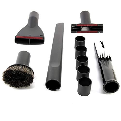 Staubsauger Bürsten-Set 4 teilig für 32 mm und 35 mm Rohrdurchmesser Eratz DE