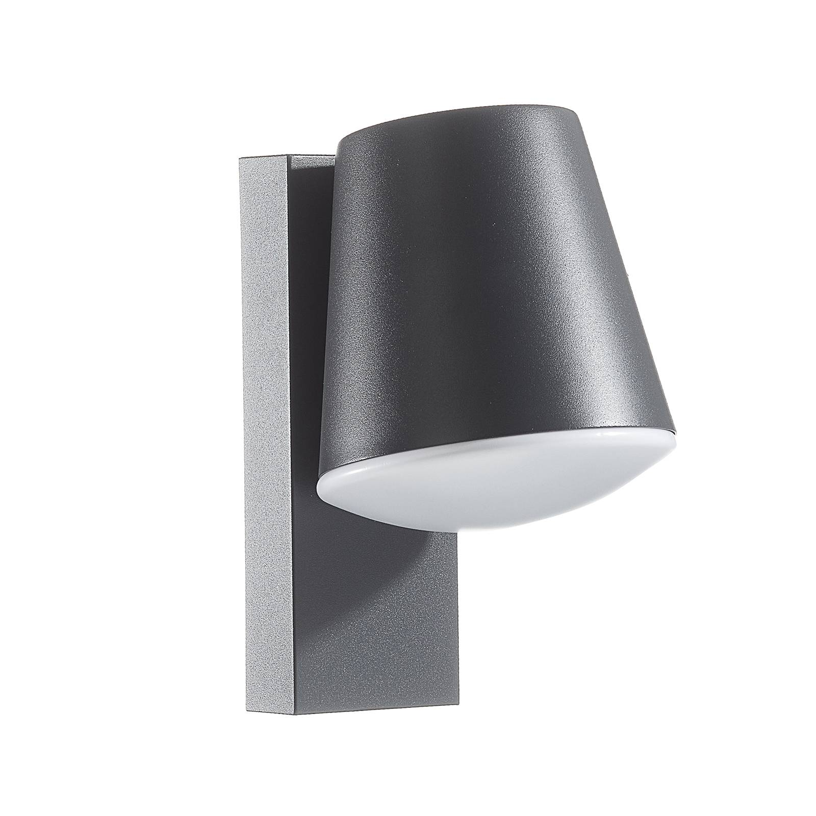 EGLO connect Caldiero-C LED-Wandlampe anthrazit von EGLO CONNECT