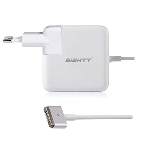 Eightt CARGADOR ESPECIFICO Compatible Con Apple 14,5V-3,1A 45W MAGSAFE2 von Eightt