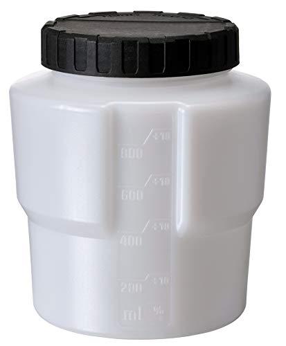 Arbeitsdruck 3-3.5 bar, Inhalt Flie/ßbecher 0,6 l, Farb- und Luftmengenregler, drehbare D/üse Einhell Profi Farbspritzpistole mit Flie/ßbecher
