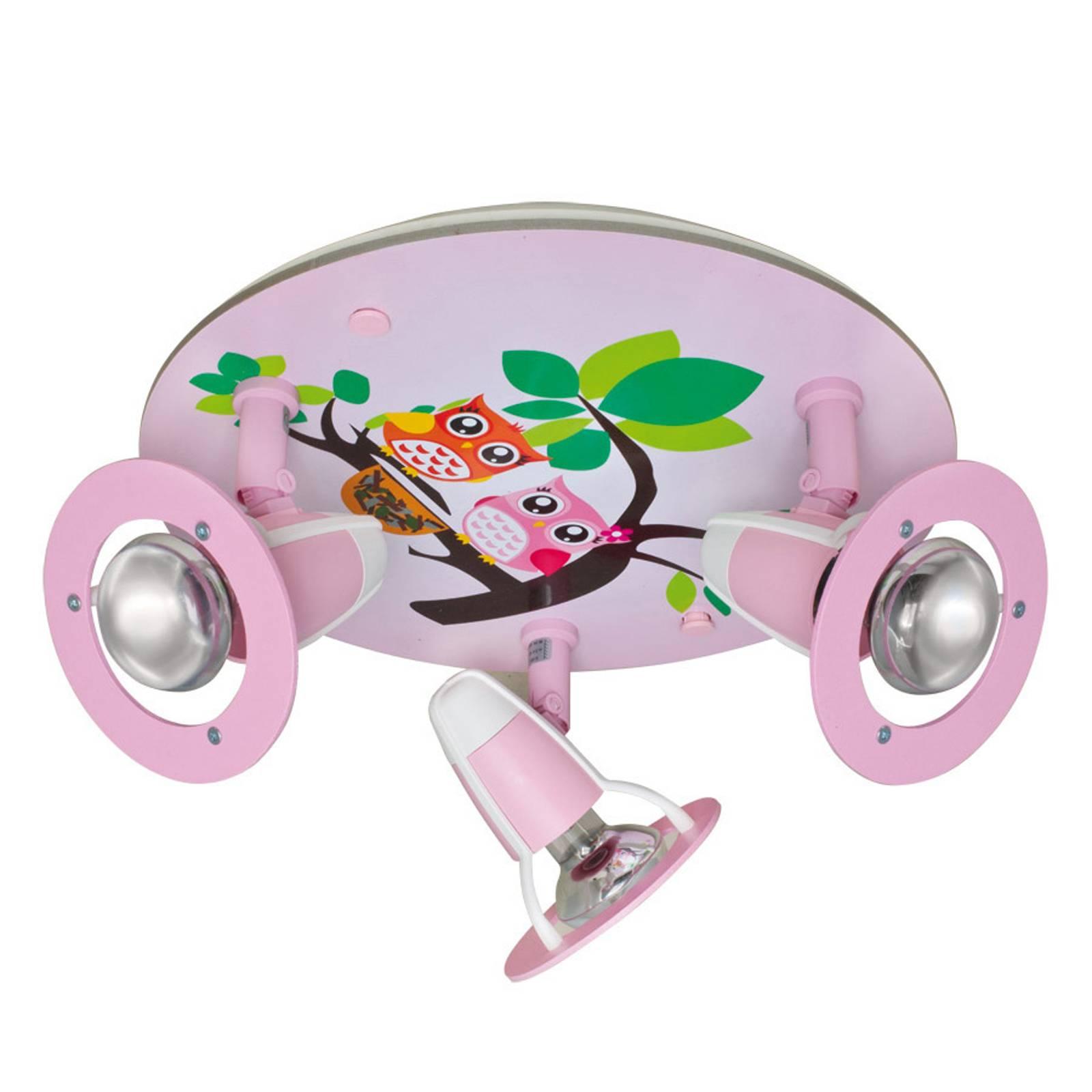 rosa deckenstrahler und weitere lampen g nstig online kaufen bei m bel garten. Black Bedroom Furniture Sets. Home Design Ideas