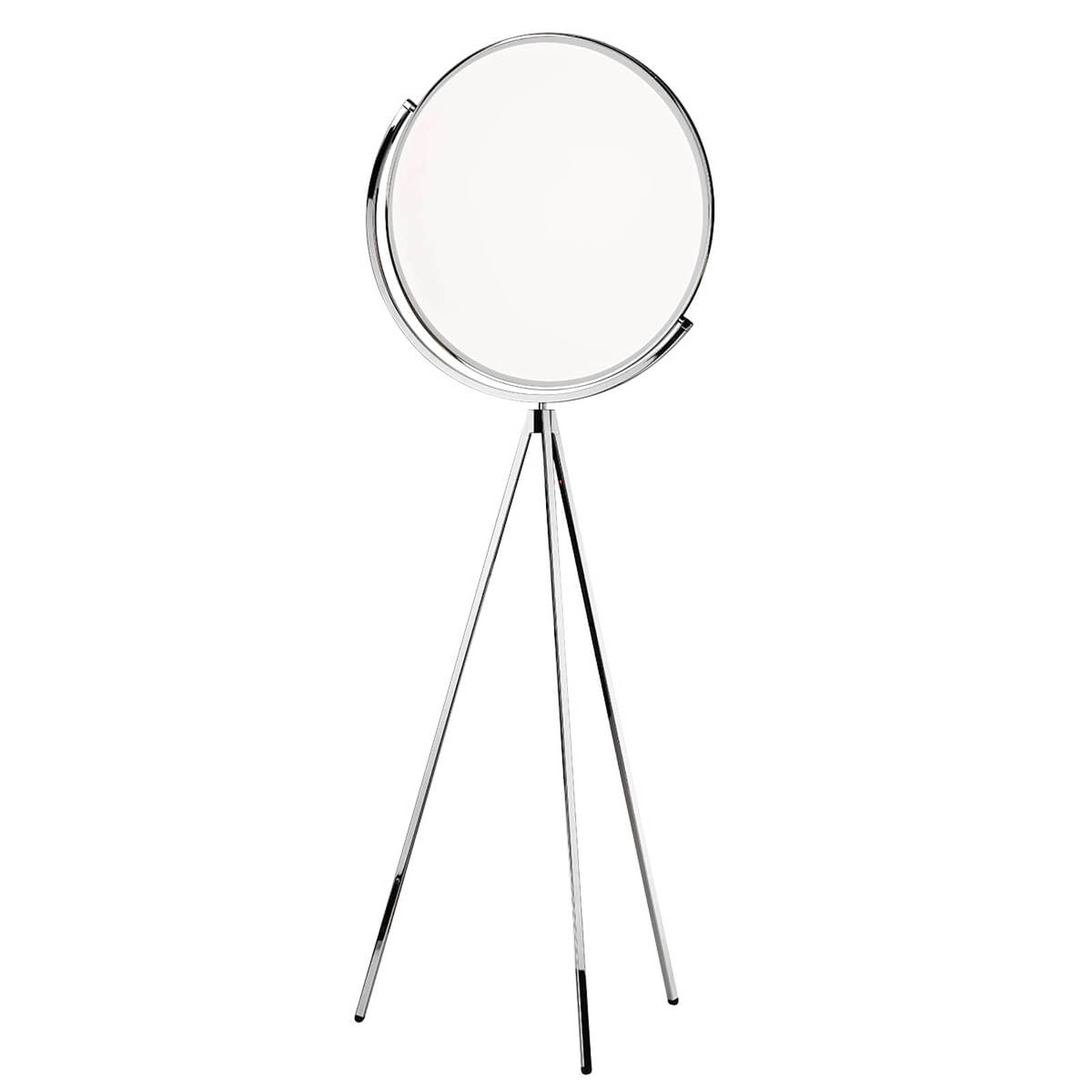 FLOS Superloon - Designer-Stehlampe, chrom von Flos