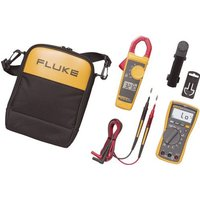 Fluke 117/323 Hand-Multimeter, Stromzange digital CAT III 600V Anzeige (Counts): 6000 von Fluke