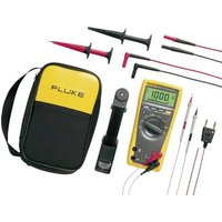 Fluke 179/EDA2/EUR Hand-Multimeter digital CAT III 1000 V, CAT IV 600V Anzeige (Counts): 6000 von Fluke