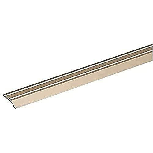 GAH-Alberts 487164 Abschlussprofil Pro Aluminium edelstahlfarbig eloxiert 900 x 22 mm
