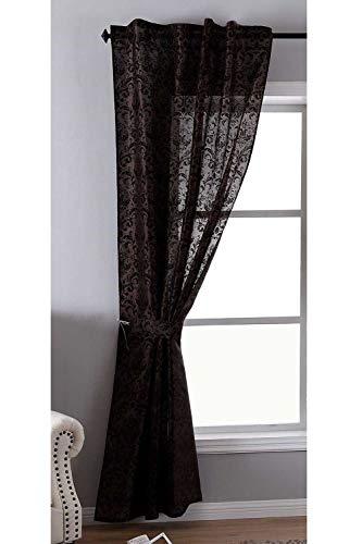 braun blickdichte vorh nge und weitere gardinen vorh nge g nstig online kaufen bei m bel. Black Bedroom Furniture Sets. Home Design Ideas