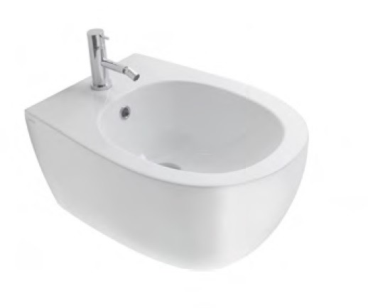 Globo 4ALL 54.36 Wand-Bidet B: 360, T: 540 mm, MDS09AT, agata MDS09AT von Globo