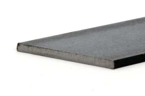 Flachstahl Stahl Flachmaterial Länge 1250mm 10x4 von Groupmg sales and trading