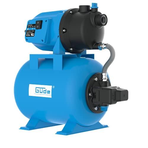 Güde Klarwassertauchpumpe GT 2500 Tauchpumpe Pumpe Klarwasser Gartenpumpe